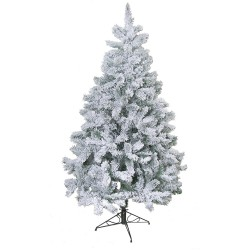 Sapin Artificiel Blanc Neige